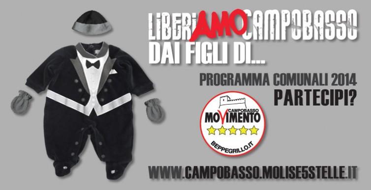 Programma Comunali 2014 Campobasso